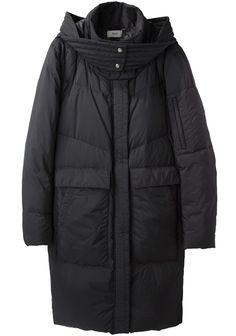 9b2cec429abc HELMUT Helmut Lang   Hooded Puffer Jacket Mode, Manteau De Duvet, Helmut  Lang,
