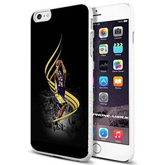 Basketball NBA KOBE Bryant Los Angeles Lakers LA,Cool iPhone 6 Plus (6+ , 5.5 Inch) Smartphone Case Cover Collector iphone TPU Rubber Case White SmartPhoneAholic http://www.amazon.com/dp/B00XNT2NNW/ref=cm_sw_r_pi_dp_Oztwvb061472K