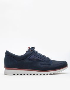 Clarks Ripple Sole Trail Shoes