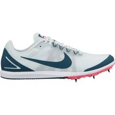 new concept 9a851 cea84 Nike Women s Zoom Rival D 10 Track and Field Shoes, Gray Track And Field  Shoes