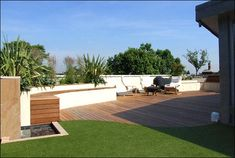 great easy roof terrace
