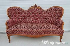 Canapea Louis Philippe Philippe, Love Seat, Couch, Furniture, Home Decor, Sofa, Small Sofa, Sofas, Home Furnishings