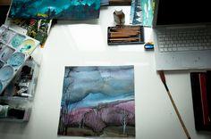 In may studio