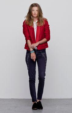 fancy jeans