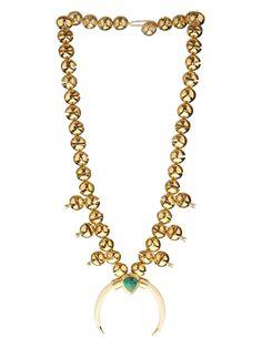 Navajo bells gold-plated necklace | Aurélie Bidermann | MATCHESFASHION.COM US