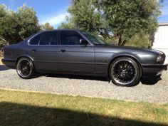 E34 Bmw E34, Bmw 5 Series, Cars, Vehicles, Beautiful, Autos, Rolling Stock, Automobile, Vehicle