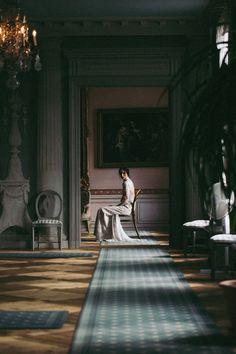 Petra Veikkola Photography Bridal editorial in Mustion linna