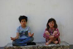Chegou o primeiro festival de yoga e meditação para crianças
