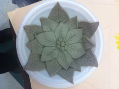 Art Room 104: Ceramic Poinsettia Bowls-4th Grade
