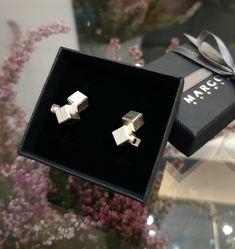 #kolczyki #srebro #minimalizm #design #biżuteriaartystyczna #margotstudio