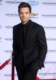 "Another great look of his is the ""biting his lower lip"" look. 