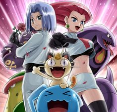 Team Rocket                                                                                                                                                                                 Más