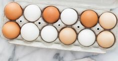 A lot of people on LCHF and keto diets does 5 Days of Egg Fast to break their weight loss stall. Surprisingly it works for majority of them. Ketogenic Food List, Ketogenic Recipes, Keto Recipes, Keto Diet Plan, Low Carb Diet, Lchf, Vitamin B Mangel, Egg Fast Rules, Egg Benefits