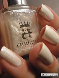 Nails Inc Floral Street with a-england Morgan Le Fay