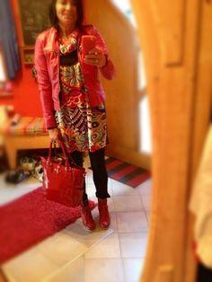 14/09/2012- 1. Ein Outfit, in dem dir nichts passieren kann?  Der Herbst kann kommen