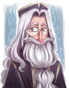 Albus Dumbledore by Crispy ★