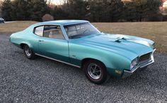 68k Original Miles: 1970 Buick Skylark GS 455 Stage 1 Buick Muscle Car, Flight Attendant Hot, Plastic Trim, Sexy Cars, Hot Cars, Buick Skylark, Number Matching, Buick Riviera, Air Ride