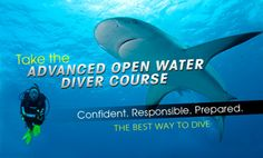 Advanced Open Water Course!