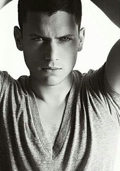 Wentworth Miller-love his freedom of thought.