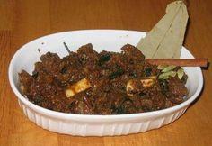 Indian Recipes - Mutton masala