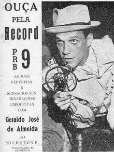 1941 - Geraldo José de Almeida.