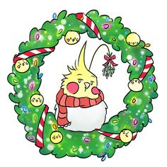 "potatopato:  ""Merry Christmas!! (๑ơ ₃ ơ)♥  """