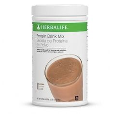 ~Protein Drink Mix Chocolate~ Herbalife Protein Drink Mix chocolate (Herbalife Flavors)