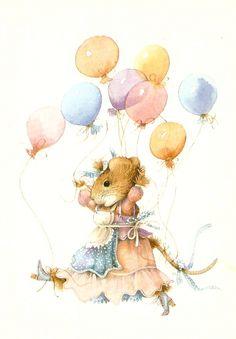 Marjolein Bastin #Vera #birthday #balloons