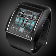 HD3 Slyde Watch. Can you say amaz-za-zing.