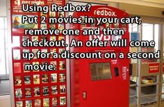 Redbox secret