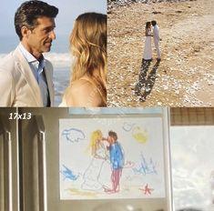 Greys Anatomy Set, Greys Anatomy Episodes, Meredith Grey, Grey's Anatomy Doctors, Derek Shepherd, Patrick Dempsey, Best Tv Shows, Memes, Beautiful Day