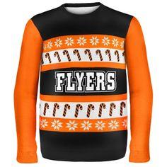 Philadelphia Flyers Wordmark Ugly Sweater