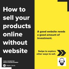 Websites for some are huge investments which surely gives a benefit in the long term, but small businesses need their daily bread too. Till the time your business is website ready, do promote yourself business on these platforms. , , , #supportsmallbusiness #VocalForLocal #OnlineMarketingTips #ShareTheKnowledge #marketingdigital #BusinessWithoutWebsite #marketingknowlegehub #BusinessSuccess #MarketingTip #BusinessTips #growthmindset #BusinessGrowth Online Marketing, Digital Marketing, Growth Hacking, Support Small Business, Promote Your Business, Daily Bread, Growth Mindset, How To Know, Small Businesses