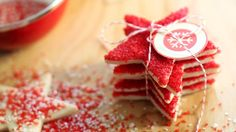 Christmas cookie exchange ideas #Hallmark #HallmarkIdeas