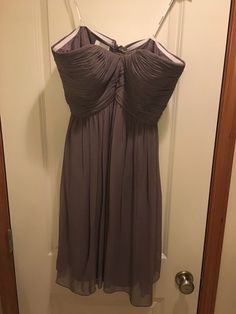 Size 14 Purple Donna Morgan Dress ( Clothing & Shoes ) in Bothell, WA - OfferUp