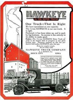 Hawkeye Truck Sioux City