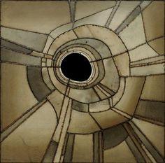 Lee Bontecou's untitled work from 1959