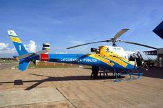 Polícia Militar, Corpo de Bombeiros Militar e Polícia Civil de Tocantins - Centro Integrado de Operações Aéreas – CIOPAER (Brasil).  http://www.pilotopolicial.com.br/tocantins-recebe-seu-primeiro-helicoptero/