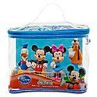 Disney 4-Pc. Mickey Mouse Clubhouse Bath Toy Play Set