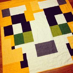 quiltingwhimsy.blogspot.com: Minecraft Quilt