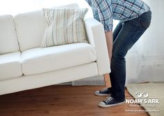 Moving heavy furniture can be really difficult, and comes with it's own risks of injuries. In order to avoid these injuries – as well as potential scuffs or damages to your possessions, it's necessary for you to understand proper furniture moving safety procedures. Read this guide prepared by the experts at Noah's Ark before doing so.  #Connecticut #NewYork #NYC #Bronx #Professional #Moving #MovingCompany #CT #NY #BX #CommercialMoving #ResidentialMoving #LocalMoving #LongDistanceMoving…