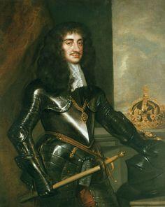 Sir Peter Lely (1618-80) - Charles II (1630-85)