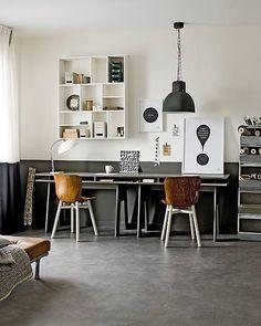 Galleria foto - Come arredare un ufficio in stile industriale Foto 18