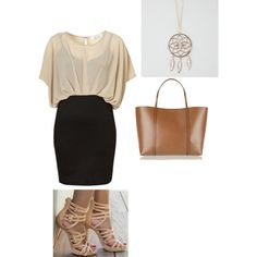 Untitled #3 by liliamperera on Polyvore featuring polyvore, fashion, style, Dolce&Gabbana and Full Tilt