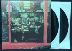 Tom Waits Nighthawks At The Diner 2LP 1975 US 7E-2008 LP #Vinyl Record
