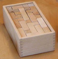 Pentomino box