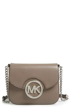 Michael Kors Small Fulton Crossbody Bag Available At Nordstrom