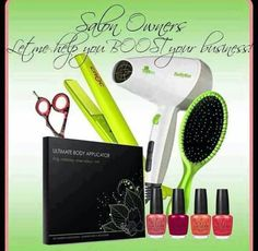 Are you a Salon or Spa owner looking to earn more money! Would you like to Add some simple add on services to your business but don't have time for ones that have a THOUSAND steps and swear they work! What if it's just a ONE step process and IT really WORKS!! Our body WRAPS FACIALS are so easy to apply and completely MESS FREE! They take less then 5 minutes to apply and you are making money while your client sits and gets their hair or nails done! Contact me for info! 727-834-0637