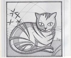 С миру по нитке RODRIMAN . LRM --------------- Patrones comprados , regalados en encuentros y bajados de internet . С миру по нитке RODRIMAN . LRM --------------- Patrones comprados , regalados en encuentros y bajados de internet . Cat Template, Bobbin Lacemaking, Bobbin Lace Patterns, Blackwork Embroidery, Cat Crafts, Knitting Charts, Cat Pattern, Lace Making, String Art