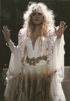 Stevie Nicks Tango in the Night tour, 1987